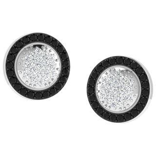 His & Her Fancy Diamond Earrings (T11324), 9k, Gol...