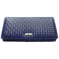 Rhysetta BL104 Ladies Wallet,  navy