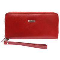 Rhysetta BL905 Ladies Wallet,  red