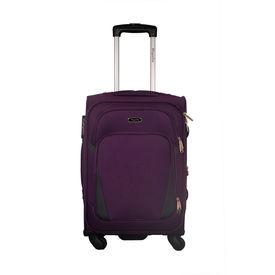 Rhysetta Caspain 24  Luggage Trolley,  sky blue
