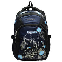 Rhysetta DBP-12 Backpack,  navy