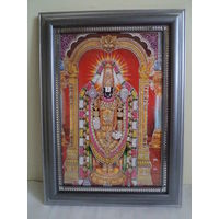 Lord Balaji-Wall hanging