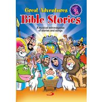 Great Adventures Bible Stories II