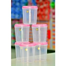 Chetan 6 Pcs Seal Fresh Kitchen Containers-1.75 Ltrs
