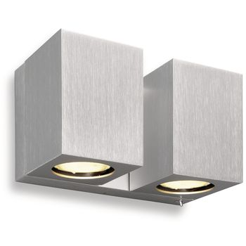 Philips Roomstylers Wall light 2 x 10W, white, 915001973103