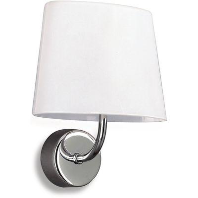 Philips Aquafit Wall light 40 W, Chrome, Halogen 915000076701