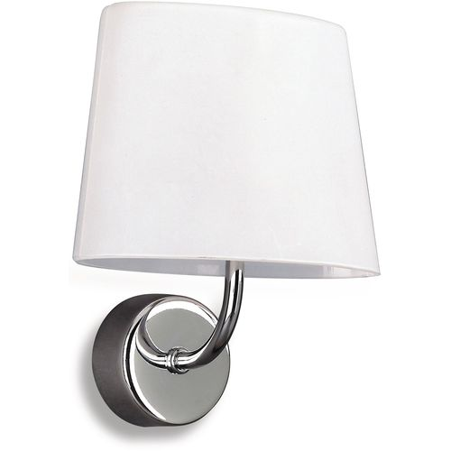 Philips Aquafit Wall light 40 W, Chrome, Halogen 915000076701