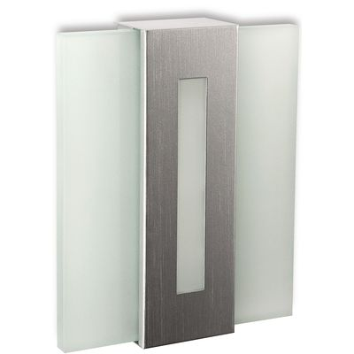 Philips Ecomoods Wall light 11 W, Aluminium, Energy saving lamp 915000010452