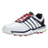 Adidas Men's adiPower Boost 2 Wide Spiked Golf Shoes - Grey, uk 8.5,  grey