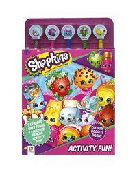 Shopkins Activity Fun, na