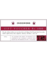 Gift vouchers, 1000