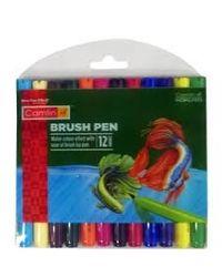 Camlin Kokuyo Brush Pen, 12 Shades