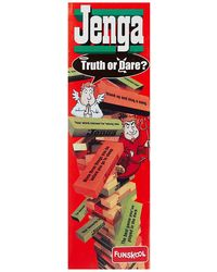 Funskool Jenga Truth or Dare