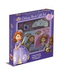 Sofia The First Deluxe Book Gift Set, na