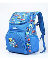 Wacky Access School Back Packs (blue)