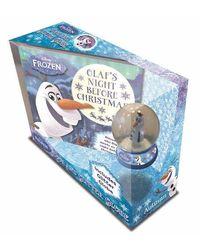 Disney Frozen: Book And Glitter Globe (Book & Snowglobe Disney), na