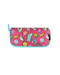Smily Kiddos| Smily Mini Pencil Pouch (Pink)