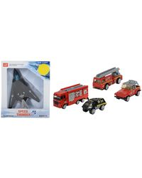 MEILEQI TOYS DC Speed Thunder 6 Assorted
