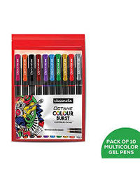 Classmate Colour Burst Ball Pen Pack 4030210