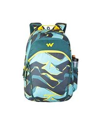 Wildcraft 35 Ltrs Turquoise Casual Backpack (11616-Turquoise), turquoise