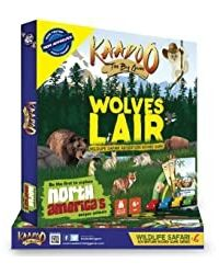 Kaadoo Board Game Kaadoo: Wolves' Lair - North A, Age