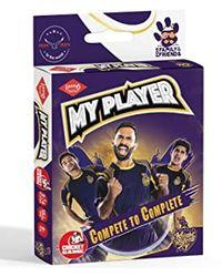 Kaadoo Board Game Kkr My Player, Age 6+