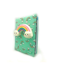 Hamster London Rainbow Diary