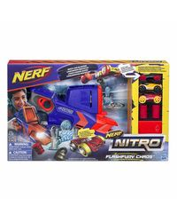 NERF Guns Nitro Flashfury Chaos, Age 5+