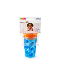 Munchkin Miracle 360 Degree Decorated Sippy Cup, Age 12 Mths+