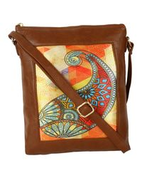 Sling Bags: S19-69, moab red