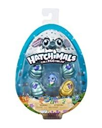 Hatchimals Colleggtibles S5 4 Pack+ Bonus, Age 5+