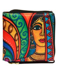 Wallets And Clutches: W04-01, multicolour
