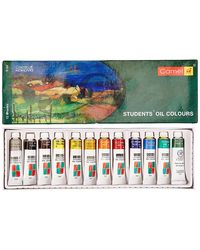 205711 Student Oil Colours Tps Soc Box (9Ml X 12 Shades)