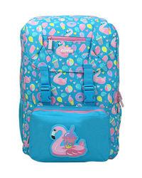 Smily Fancy Backpack Light Blue