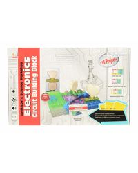 Dr. Mady Electronic Circuit Building Block, Age 8+