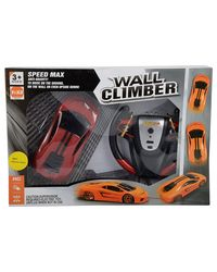 JIN RONG DA TOYS Radio Controlled Wall Climber