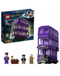 Lego Harry Potter The Knight Bus Building Blocks, Age 8+