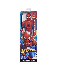 Spiderman Titan Power Pack Spider Man Action Figure, Age 4+