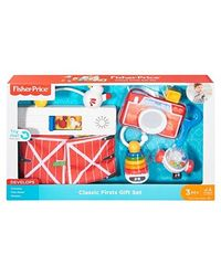 Fisher Price Mini Favourites Gift Set, Multi Color
