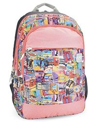 Wildcraft 37 Ltrs Pink Casual Backpack (11663-Pink), pink