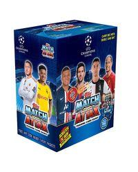 Uefa Cards 2019 - 20 Carry Box, Age 5+