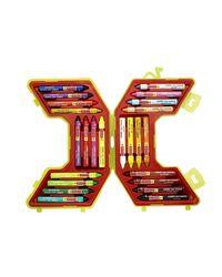 4522285 Wax Crayons Jumbo 24 Shades C Shape