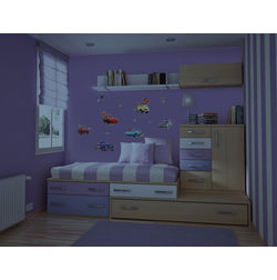 Wall Stickers For Kids Decofun Cars 70563