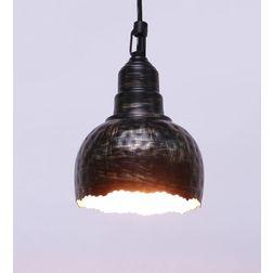 Aasra Decor Golden Shaded Uneven Semisphere Pendant Lamp Ceiling Lighting, multicolor