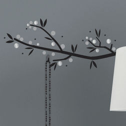 Wall Stickers Feel At Home Moonless Night - 85200