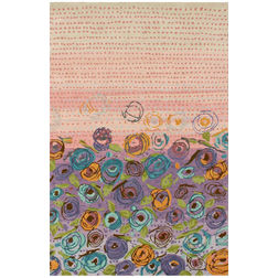 Floor Carpet and Rugs Hand Tufted, The Rug Concept Multi Carpets Online Tbilisi 6017-M, 3ft x 5ft, multi