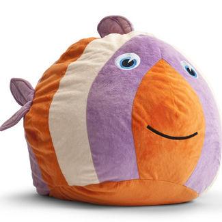 Fish Bean Bag -BB18, multicolor