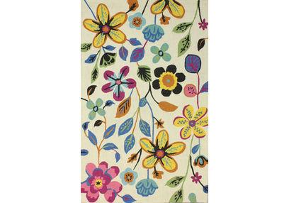 Floor Carpet and Rugs Hand Tufted, The Rug Concept Multi Carpets Online Tbilisi 6074-S, multi, 3ft x 5ft