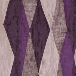 Astro Abstract Curtain Fabric - 8, sample, purple
