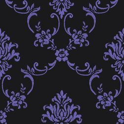 Elementto Wall papers Floral Design Home Wallpaper For Walls, black, ir22302 black
